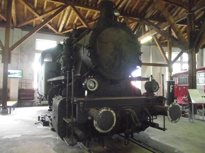 "Dampflokomotive R.A.G. Nr. 4 ""Bayerwald"" Beis_113"