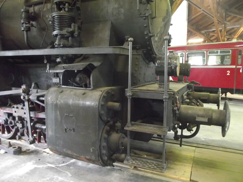"Dampflokomotive R.A.G. Nr. 4 ""Bayerwald"" Beis_114"