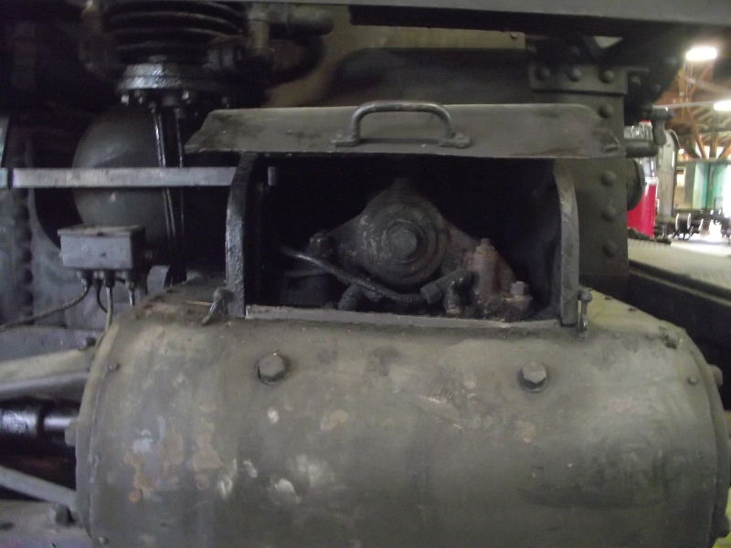 "Dampflokomotive R.A.G. Nr. 4 ""Bayerwald"" Beis_115"