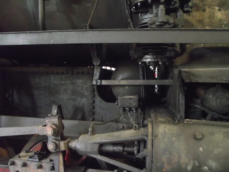 "Dampflokomotive R.A.G. Nr. 4 ""Bayerwald"" Beis_116"