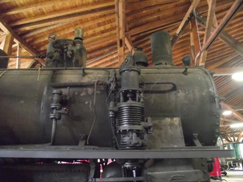 "Dampflokomotive R.A.G. Nr. 4 ""Bayerwald"" Beis_117"