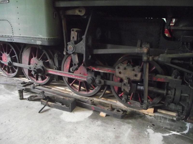 "Dampflokomotive R.A.G. Nr. 4 ""Bayerwald"" Beis_119"