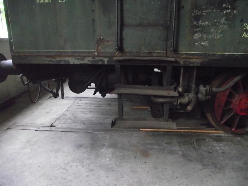 "Dampflokomotive R.A.G. Nr. 4 ""Bayerwald"" Beis_122"