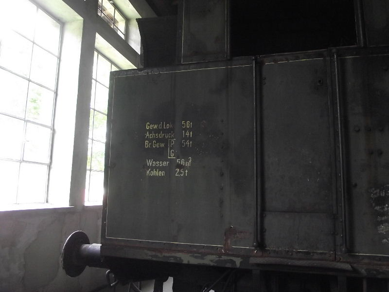 "Dampflokomotive R.A.G. Nr. 4 ""Bayerwald"" Beis_123"
