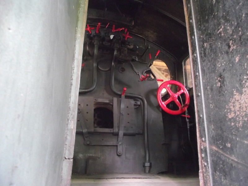 "Dampflokomotive R.A.G. Nr. 4 ""Bayerwald"" Beis_124"