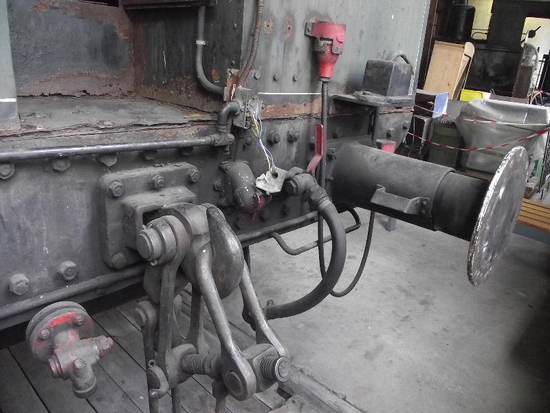 "Dampflokomotive R.A.G. Nr. 4 ""Bayerwald"" Beis_127"