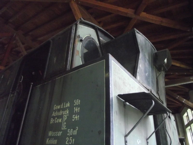 "Dampflokomotive R.A.G. Nr. 4 ""Bayerwald"" Beis_128"