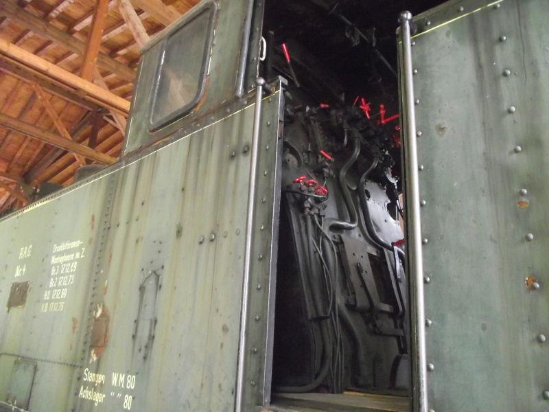 "Dampflokomotive R.A.G. Nr. 4 ""Bayerwald"" Beis_129"