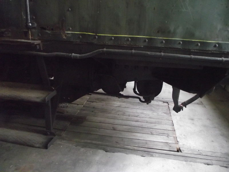 "Dampflokomotive R.A.G. Nr. 4 ""Bayerwald"" Beis_131"
