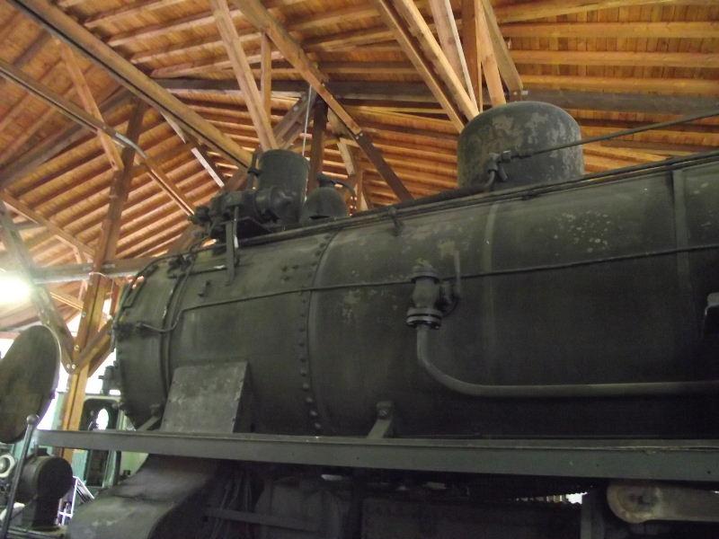 "Dampflokomotive R.A.G. Nr. 4 ""Bayerwald"" Beis_133"
