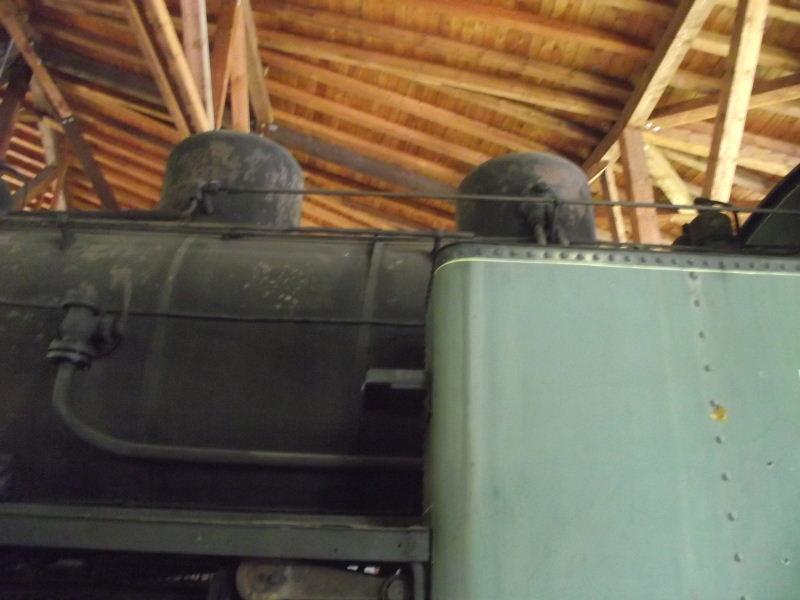 "Dampflokomotive R.A.G. Nr. 4 ""Bayerwald"" Beis_134"