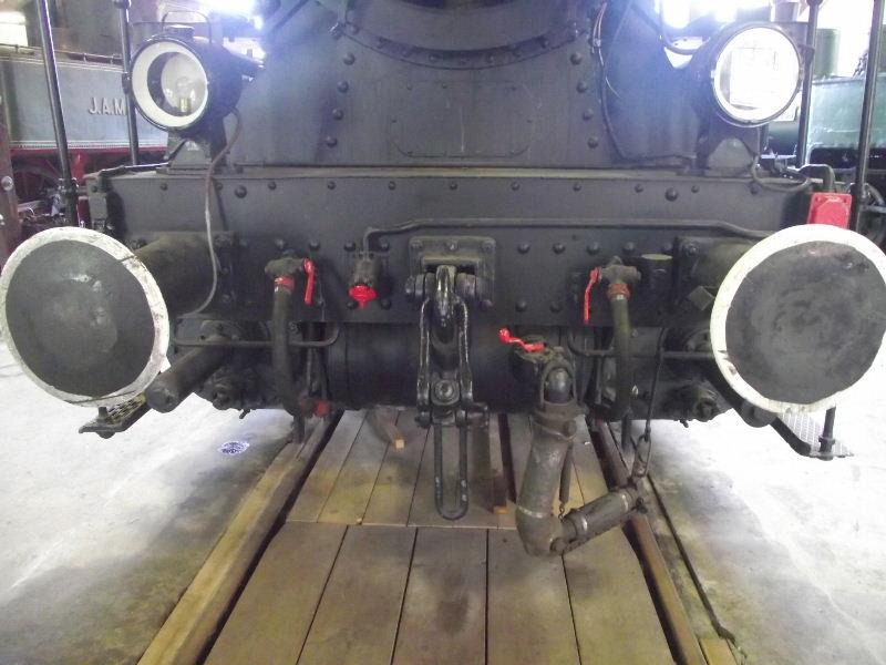 "Dampflokomotive R.A.G. Nr. 5 ""Deggendorf"" Beis_166"