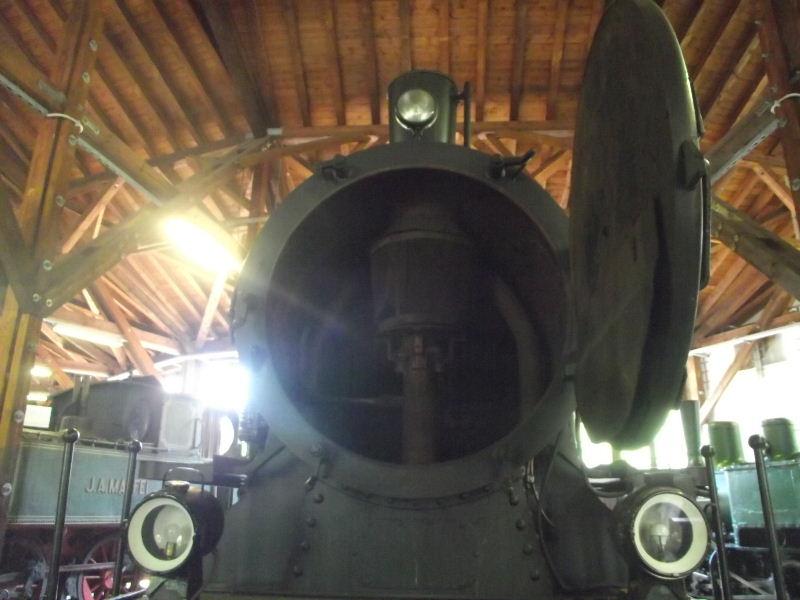 "Dampflokomotive R.A.G. Nr. 5 ""Deggendorf"" Beis_167"