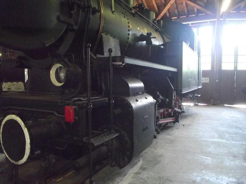 "Dampflokomotive R.A.G. Nr. 5 ""Deggendorf"" Beis_168"