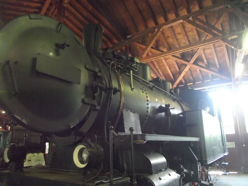 "Dampflokomotive R.A.G. Nr. 5 ""Deggendorf"" Beis_169"