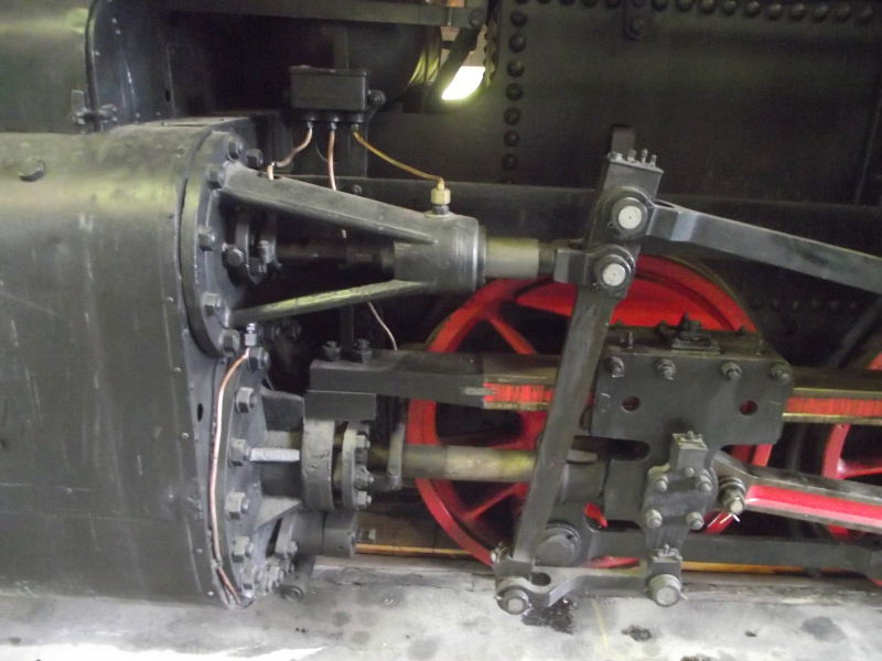 "Dampflokomotive R.A.G. Nr. 5 ""Deggendorf"" Beis_172"