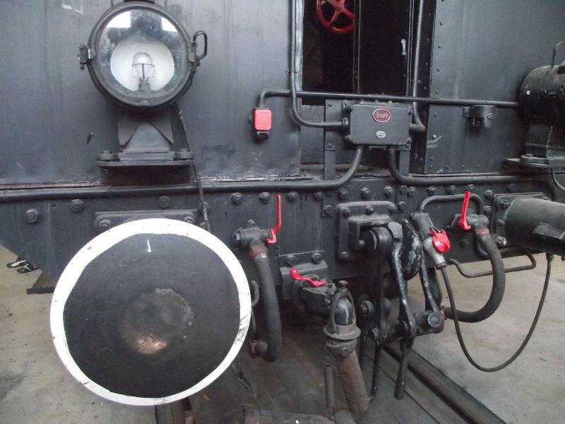 "Dampflokomotive R.A.G. Nr. 5 ""Deggendorf"" Beis_179"
