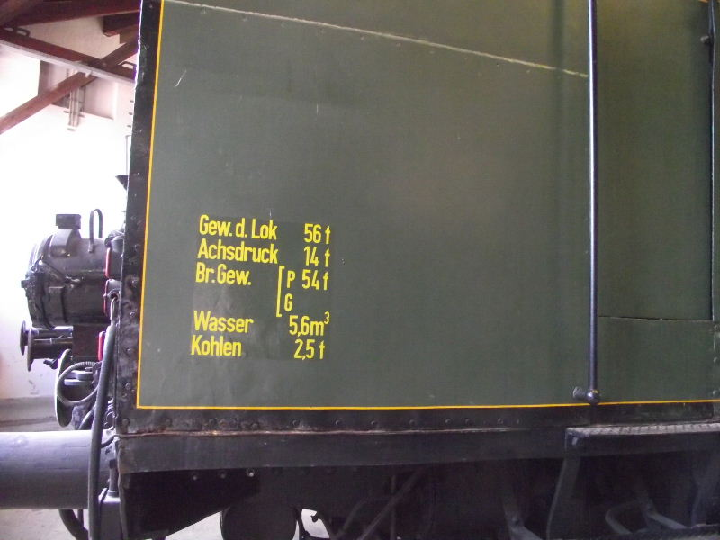 "Dampflokomotive R.A.G. Nr. 5 ""Deggendorf"" Beis_183"