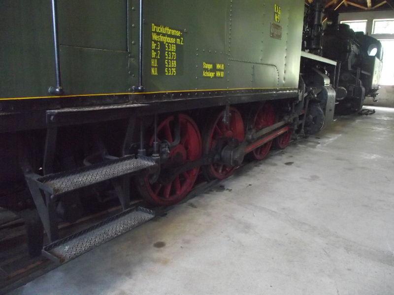 "Dampflokomotive R.A.G. Nr. 5 ""Deggendorf"" Beis_184"