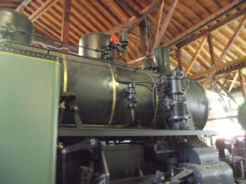 "Dampflokomotive R.A.G. Nr. 5 ""Deggendorf"" Beis_187"