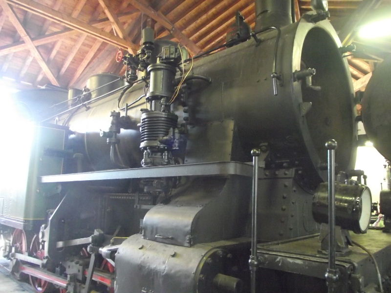 "Dampflokomotive R.A.G. Nr. 5 ""Deggendorf"" Beis_188"