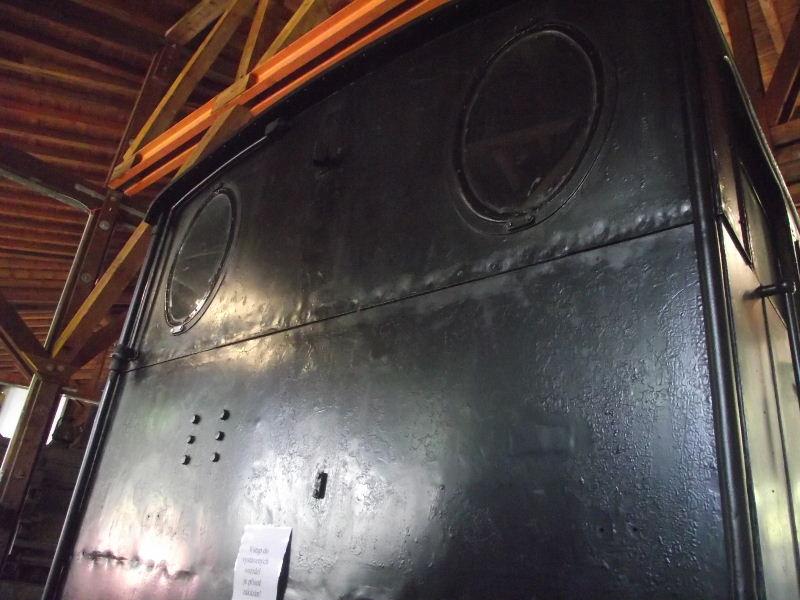 "Dampflokomotive LLK ""OSSER"" Beis_201"