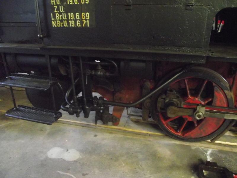 "Dampflokomotive LLK ""OSSER"" Beis_203"