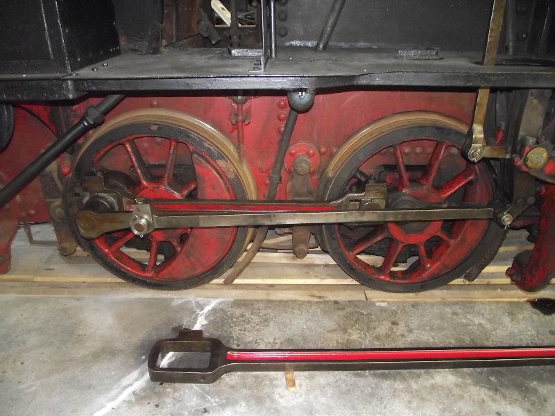"Dampflokomotive LLK ""OSSER"" Beis_205"