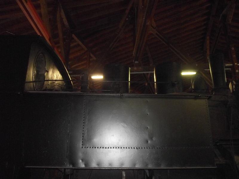"Dampflokomotive LLK ""OSSER"" Beis_207"
