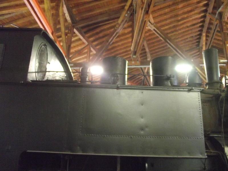 "Dampflokomotive LLK ""OSSER"" Beis_208"