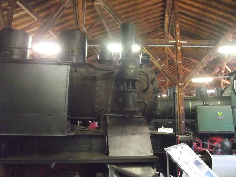 "Dampflokomotive LLK ""OSSER"" Beis_209"