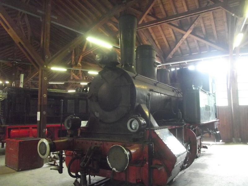"Dampflokomotive ""Sepper´l"" , bay. DII Beis_216"