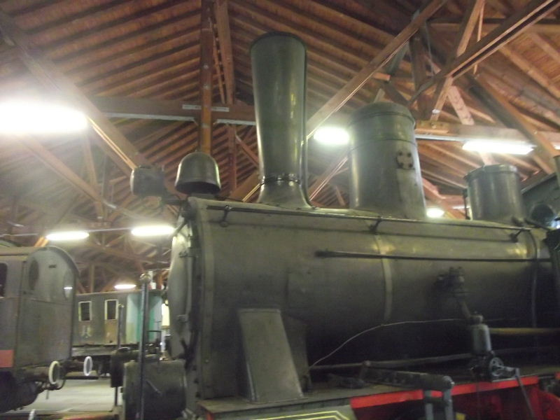 "Dampflokomotive ""Sepper´l"" , bay. DII Beis_218"