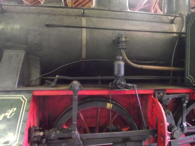 "Dampflokomotive ""Sepper´l"" , bay. DII Beis_219"