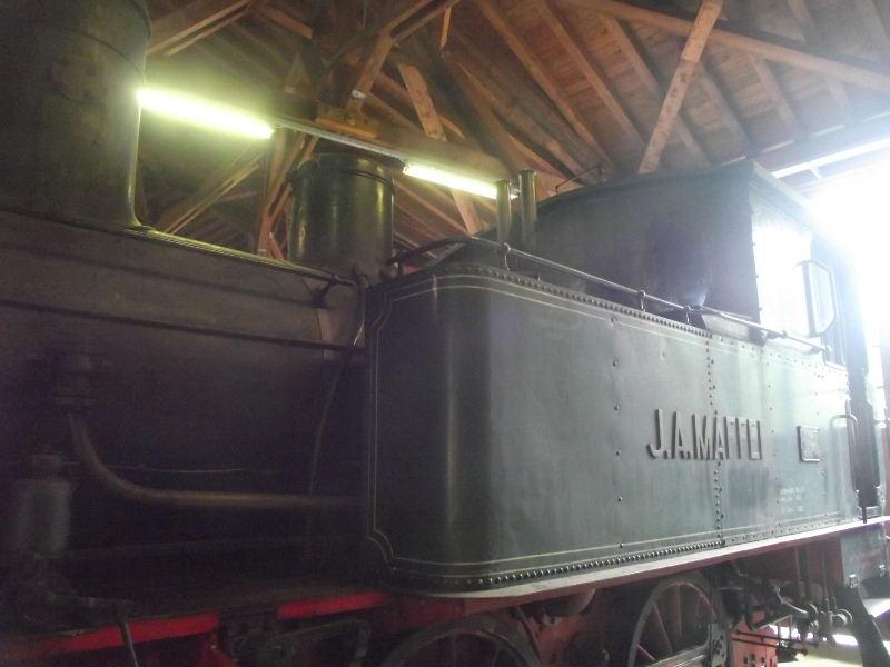 "Dampflokomotive ""Sepper´l"" , bay. DII Beis_220"