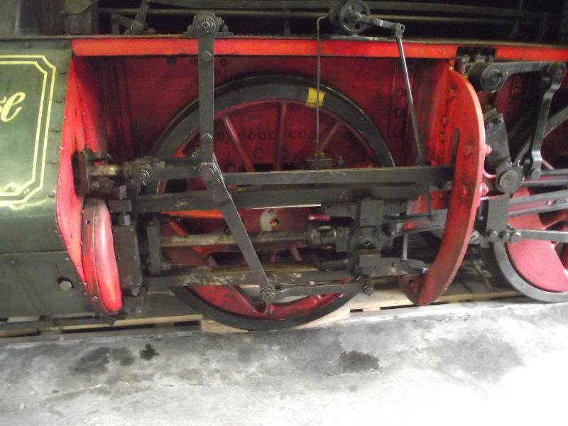 "Dampflokomotive ""Sepper´l"" , bay. DII Beis_221"
