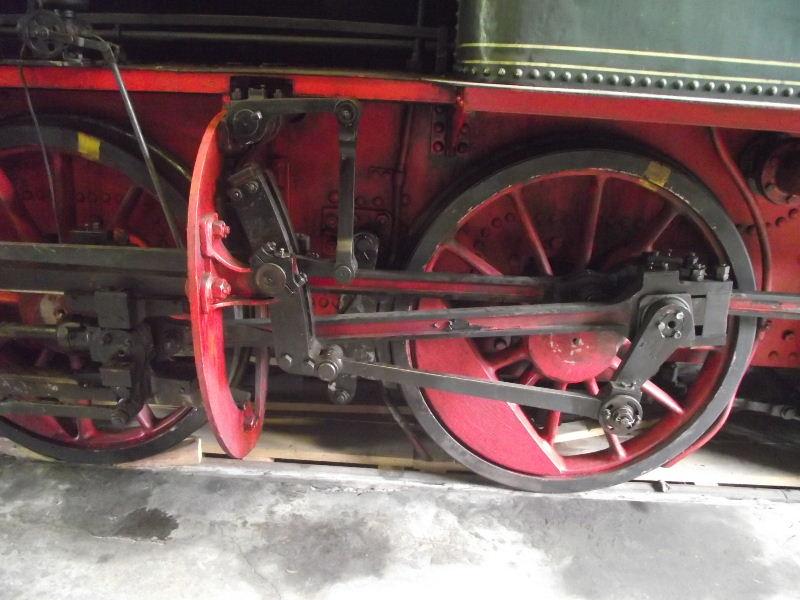 "Dampflokomotive ""Sepper´l"" , bay. DII Beis_222"