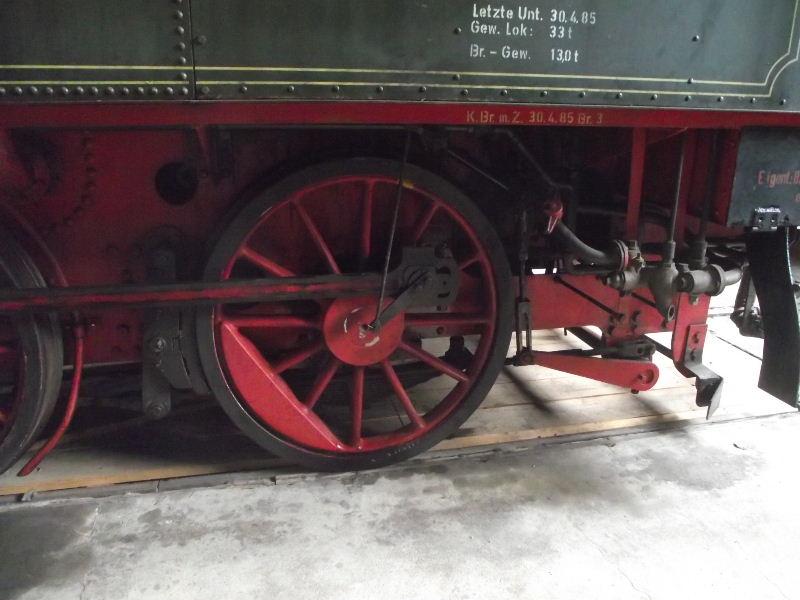 "Dampflokomotive ""Sepper´l"" , bay. DII Beis_223"
