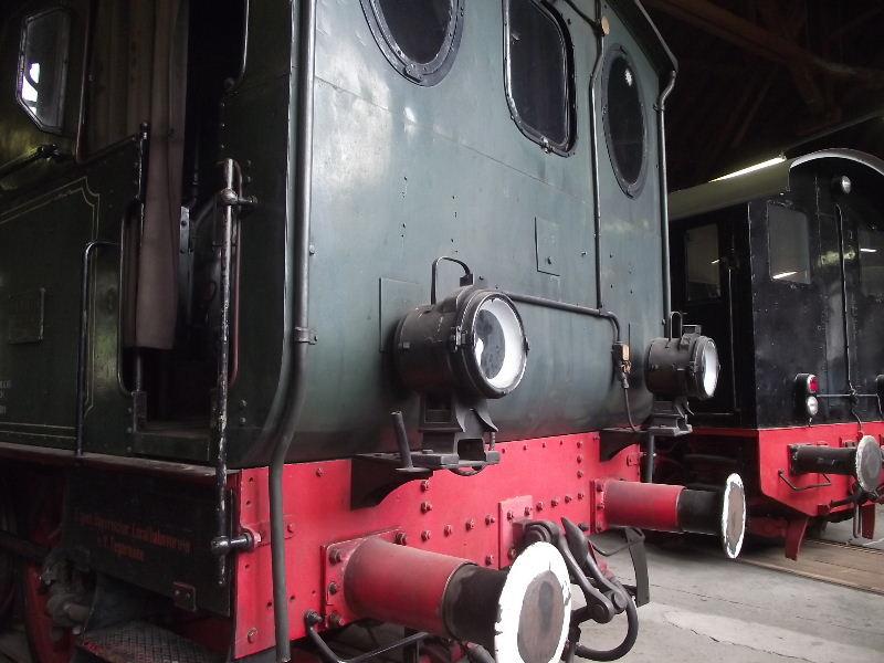 "Dampflokomotive ""Sepper´l"" , bay. DII Beis_228"