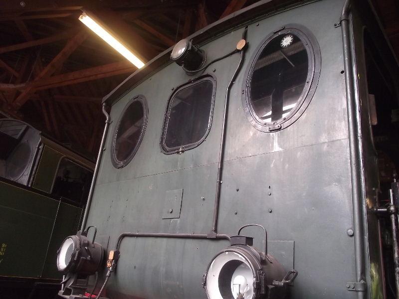 "Dampflokomotive ""Sepper´l"" , bay. DII Beis_229"