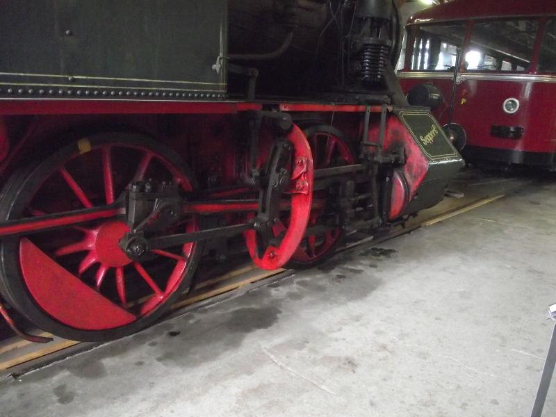 "Dampflokomotive ""Sepper´l"" , bay. DII Beis_234"