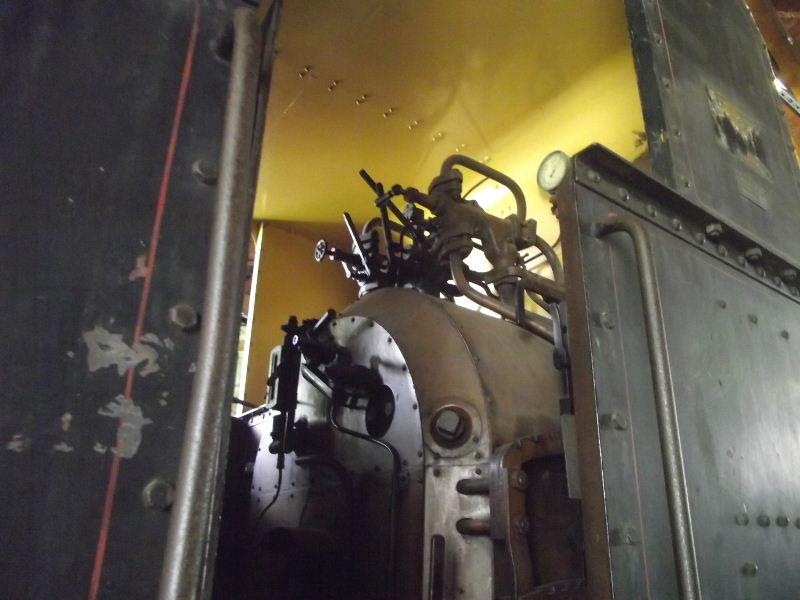 Schmalspur-Lokomotive B 600/70 Beis_268
