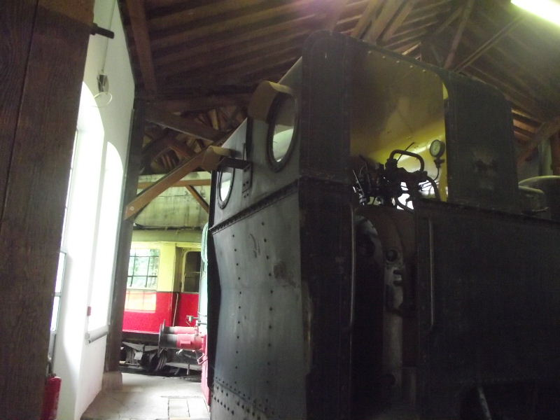 Schmalspur-Lokomotive B 600/70 Beis_271