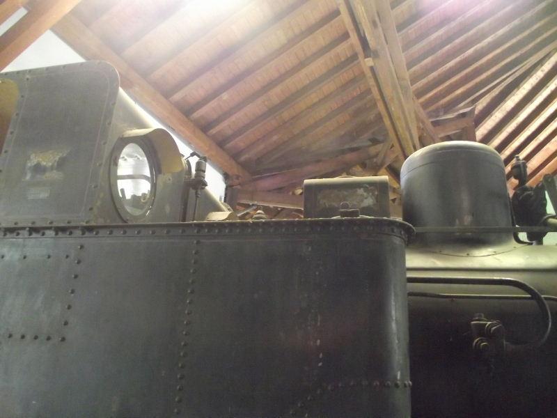 Schmalspur-Lokomotive B 600/70 Beis_274