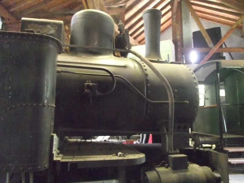 Schmalspur-Lokomotive B 600/70 Beis_275