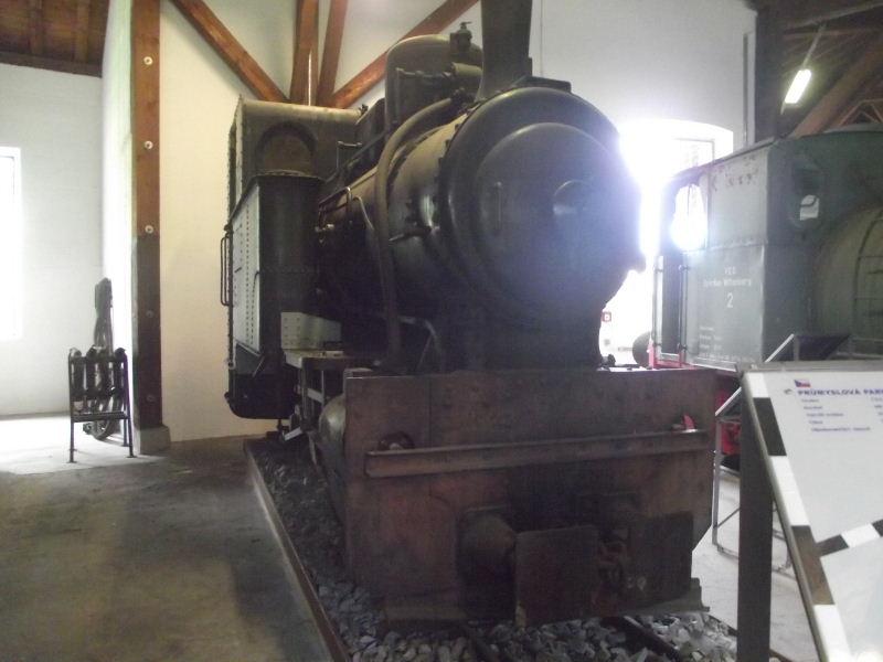 Schmalspur-Lokomotive B 600/70 Beis_276