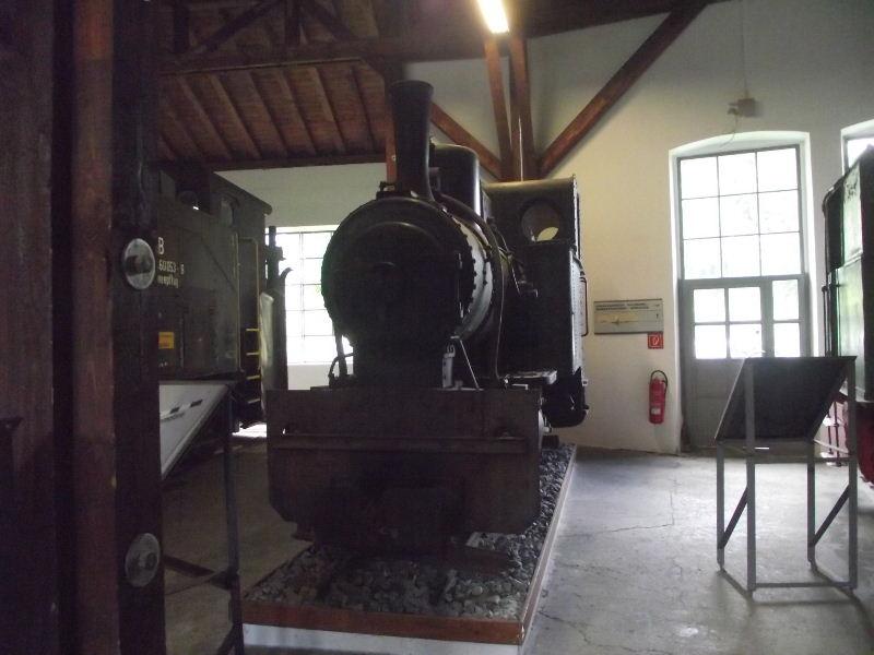 Schmalspur-Lokomotive B 600/70 Beis_277