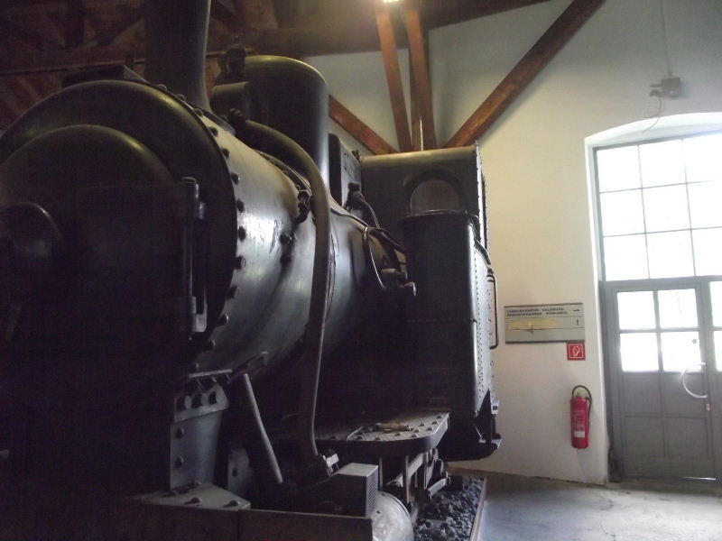 Schmalspur-Lokomotive B 600/70 Beis_278