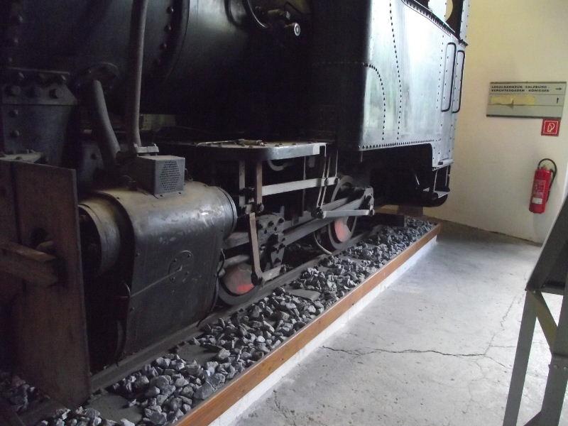 Schmalspur-Lokomotive B 600/70 Beis_279