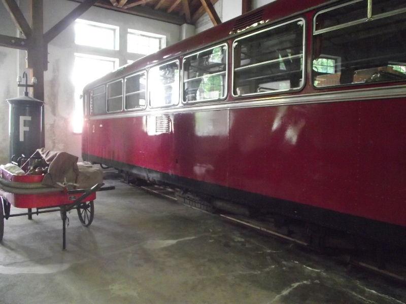 Dieseltriebwagen VT 10.05 Graz Köflacher Bahn Beis_282